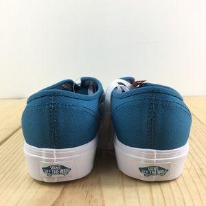 315d7fb080 Vans Shoes - Vans Authentic Lite Size 9.5 Mens Larkspur White